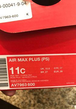 Air Max Plus Thumbnail