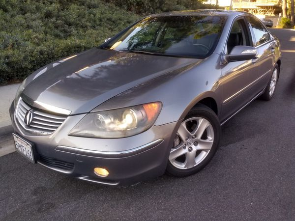 Acura RL SHAWD Clean Reliable Must See OBO Cars - Acura rl 2005 for sale