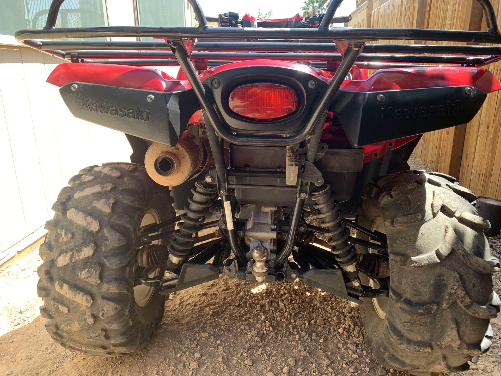 2005 Kawasaki brute force 750