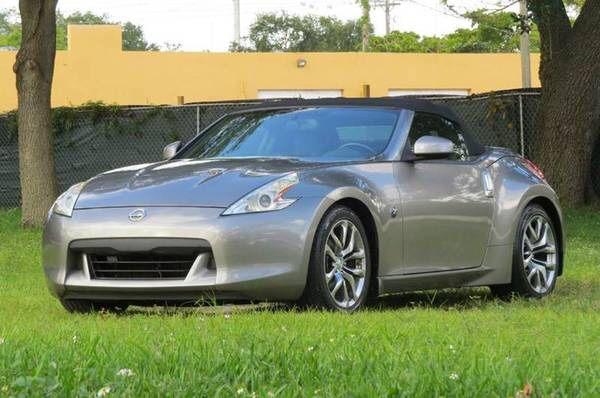 2010 Nissan 370z Roadster For Sale In Hollywood Fl Offerup