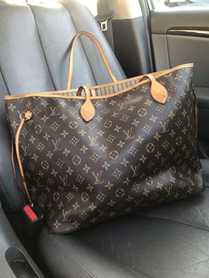 Louis Vuitton monogram neverfull large for Sale in Sterling, VA