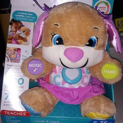 Fisher-price Laugh and Learn toy Thumbnail
