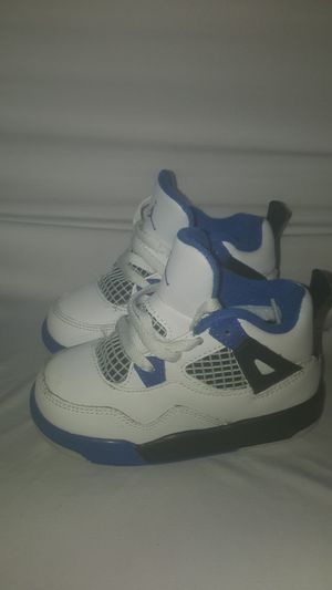 Toddler jordan 4s for Sale in Washington, DC