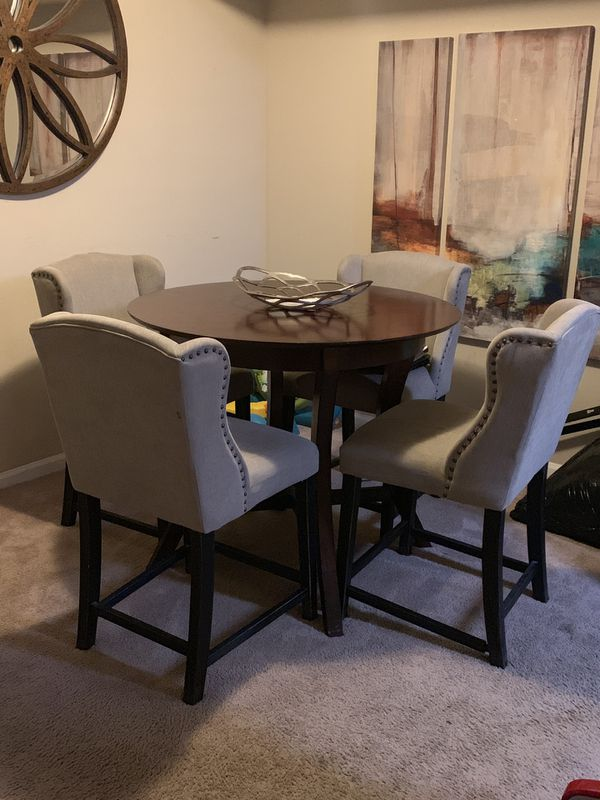 kitchen table set including 4 chairs for sale in durham