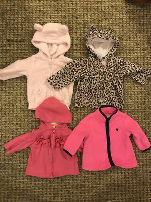 6 mo Girl's Jackets for Sale in Clarksburg, MD