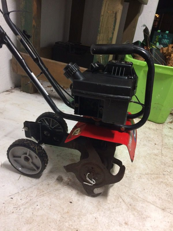 Troy Bilt Tiller Edger For Sale In Spanaway Wa Offerup