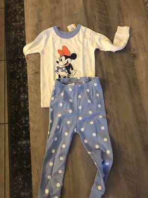 Photo Baby girl gap pijama brand new