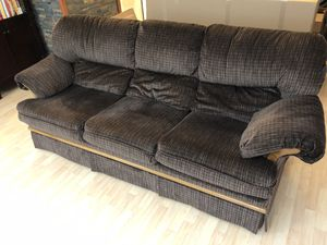 Sofa and Recliner for Sale in Gaithersburg, MD