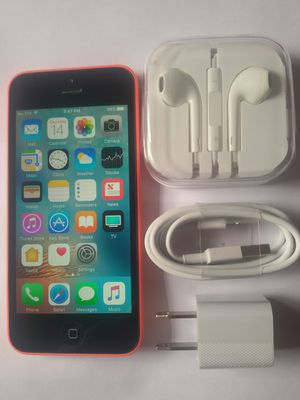Factory unlocked, iPhone 5c, Great Condition for Sale in Arlington, VA