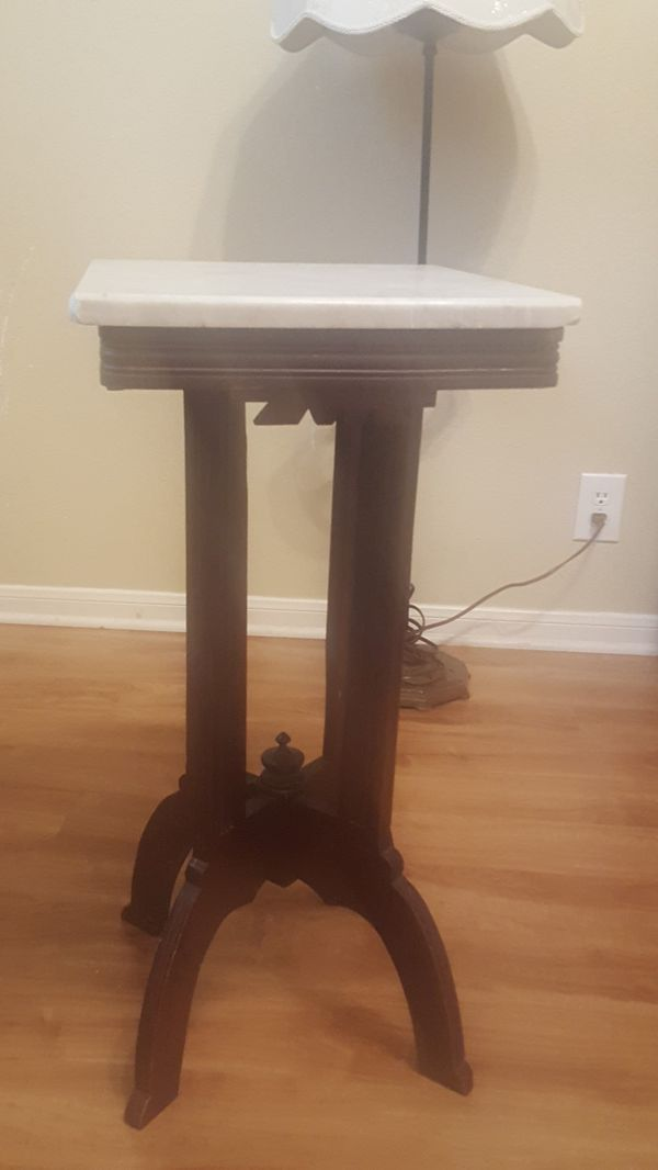 Marble Top Accent Table For Sale In San Antonio Tx Offerup