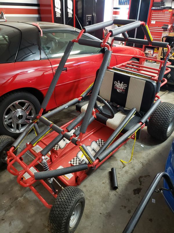 Yerf Dog Gokart for sale full suspension! Awesome go cart! for Sale in Fort  Collins, CO - OfferUp