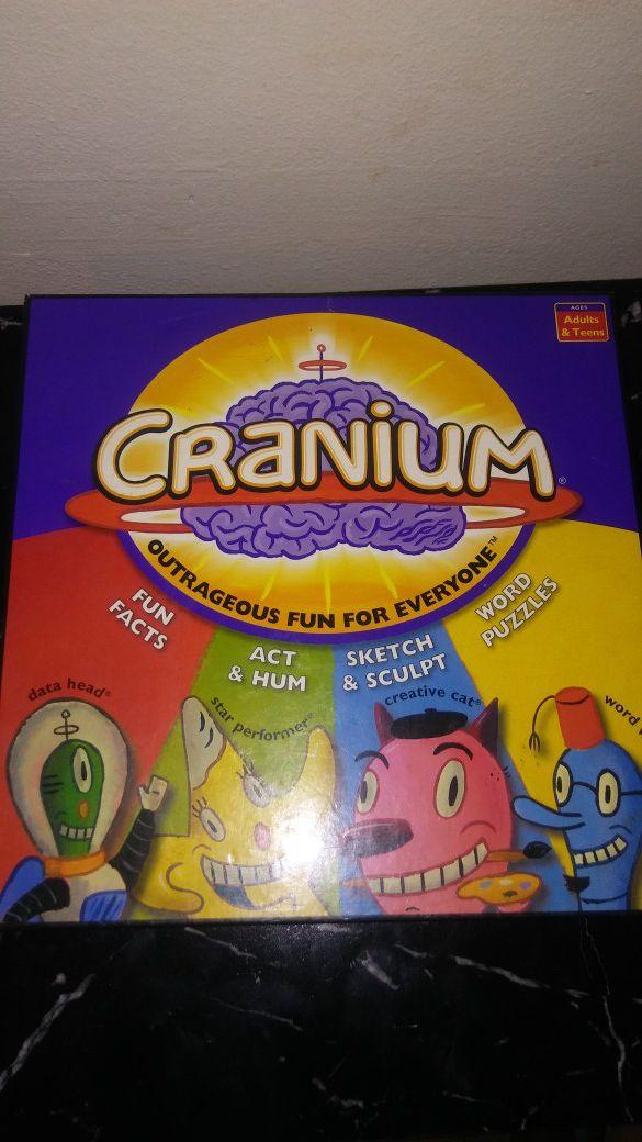 Cranium Board Game Newunused For Sale In North Little Rock Ar