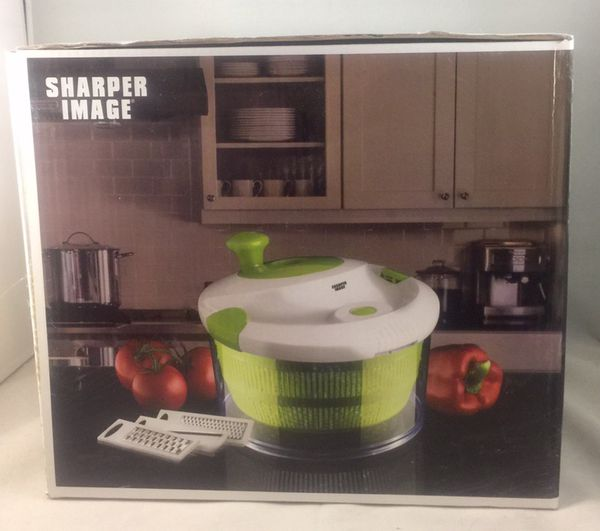 Sharper Image 5 In 1 Salad Spinner New In Box For Sale In West