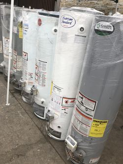Water heaters and wall heaters sales new and used boilers sales Thumbnail