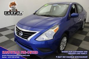 2016 Nissan Versa for Sale in Frederick, MD