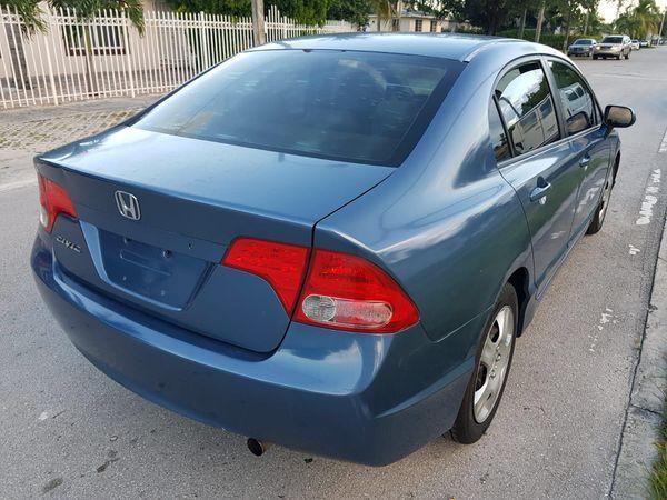 Miami Used Chevrolet >> Honda Civic 2008👍👍 for Sale in Miami, FL - OfferUp