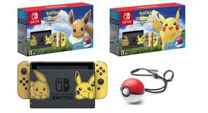 Brand new never opened Nintendo switch Pokémon limited edition for Sale in Frederick, MD