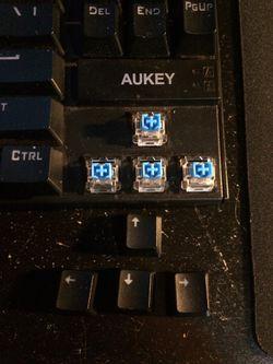 AUKEY Mechanical Gaming Keyboard Cherry MX Switches Thumbnail