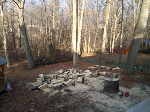 Free wood firewood for Sale in Springfield, VA