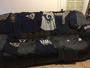 Rams gear for Sale in Los Angeles, CA