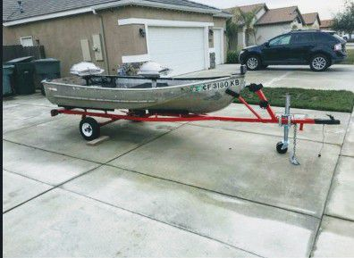 Fishing Boat Trade Boats Marine In Fresno Ca Offerup