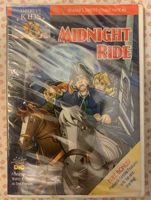 Midnight Ride DVD Sealed for Sale in Chapel Hill, NC