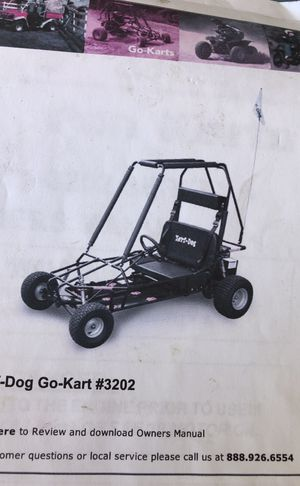 Go Kart frame and parts for Sale in Las Vegas, NV - OfferUp