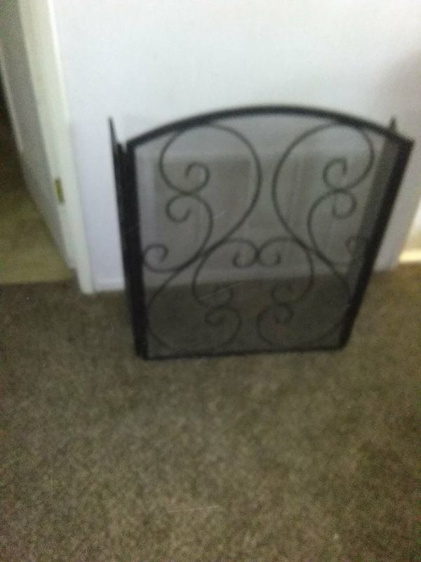 Swell Fireplace Screen For Sale In Visalia Ca Offerup Home Interior And Landscaping Ologienasavecom