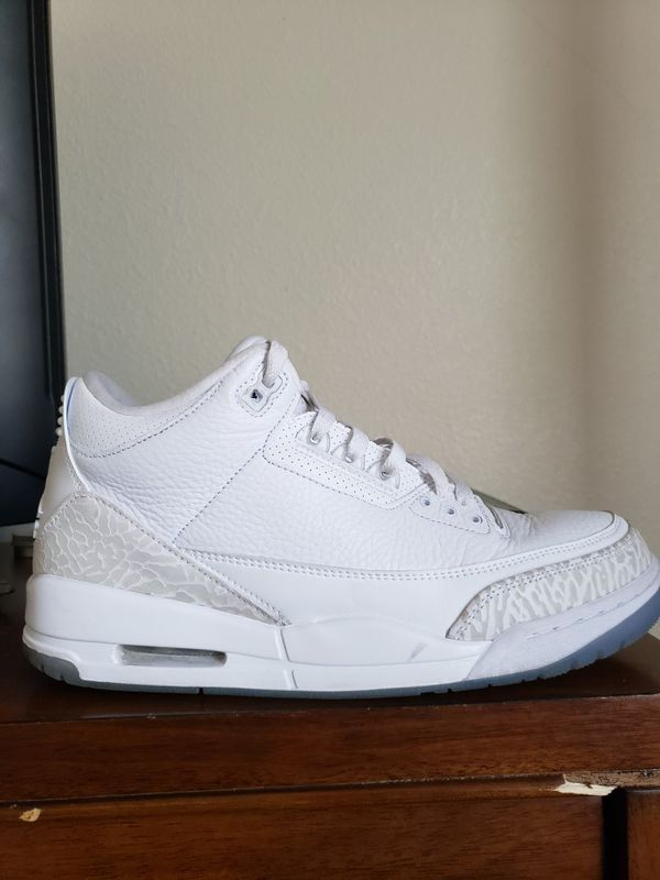 best loved 7ea03 4dc74 Pure Money 3s Sz10 Flawless Chutney13s Sz10 Flawless for Sale in Fort  Worth, TX - OfferUp