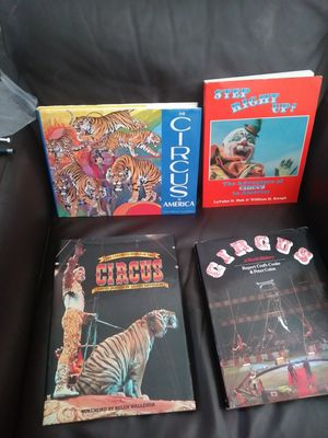 circus books for Sale in San Francisco, CA