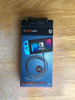 Nintendo Switch USB Extension Cable for Sale in Herndon, VA