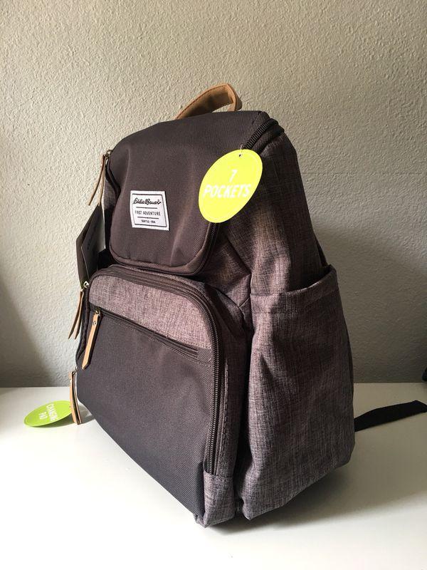 0c2976a97b Eddie Bauer Diaper Backpack for Sale in Long Beach