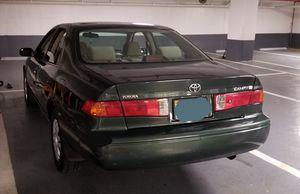 2001 Toyota Camry le for Sale in Alexandria, VA