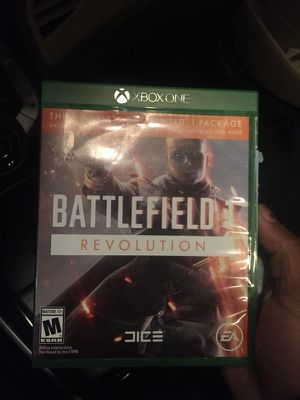 Battlefield 1 with full package for Sale in Charlotte, NC
