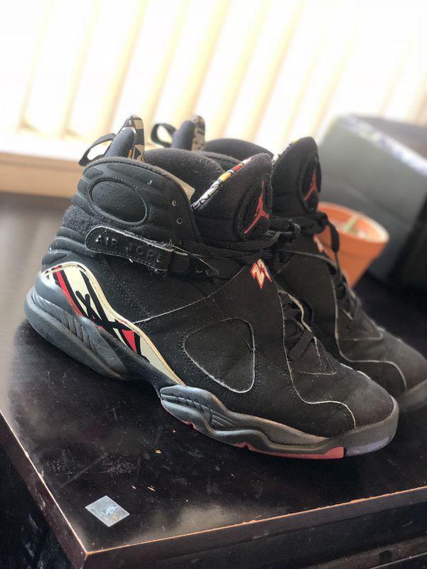 new style 6b180 285f7 Nike Air Jordan retro 8 bred 2007 retro release men's size 10 for Sale in  Vallejo, CA - OfferUp
