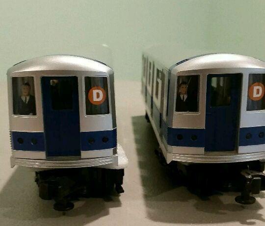 O subway trains mth nyc subways