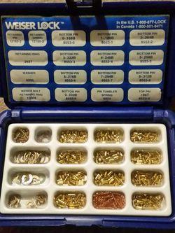 Weiser Lock 1418 Keying Kit + schlage Keying Kit 40-134 Thumbnail