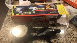 2 Never used brand new towing mirror for Sale in Smyrna, GA