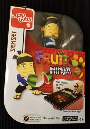NEW! 2012 APPLE FRUIT NINJA Sensei Apptivity 2-Player Game Works with iPad Y2828 for Sale in Las Vegas, NV