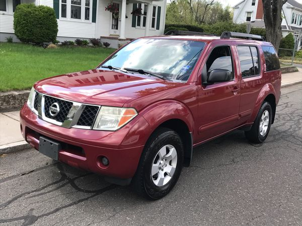 2006 Nissan Pathfinder Third Row Seating Cars Trucks In East Hartford Ct Offerup