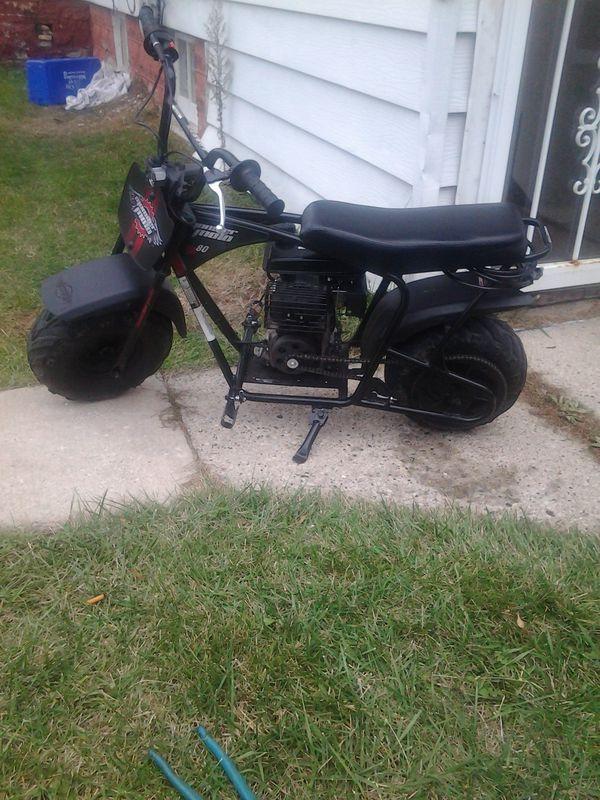 Monter motor mm-b80 mini bike. Milwaukee ...