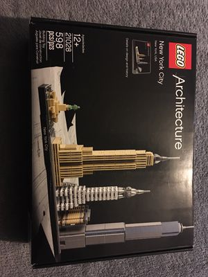 LEGO Architecture New York City New in Box for Sale in Eastlake, OH