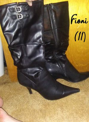 Fioni Boots (size 11) for Sale in Chesterfield, MO