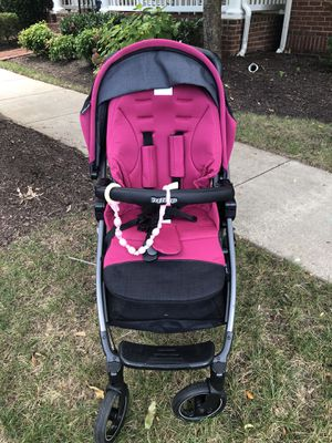 Peg Perego Stroller with Bassinet for Sale in Rockville, MD