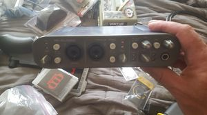 M Audio fast track pro for Sale in Mooresville, NC