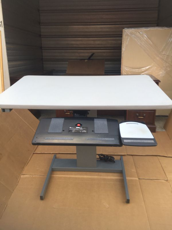 Mayline Hi Lo Power Drafting Table In Raleigh For Sale In
