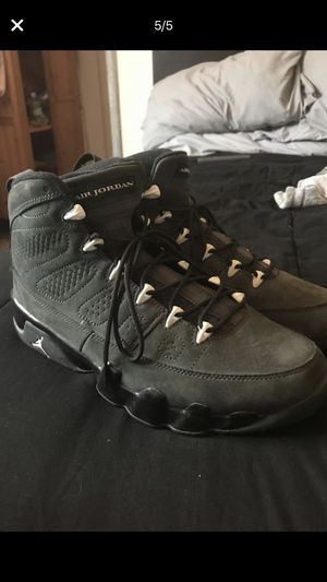 44e57f82b36f Retro 9s new never worn size10.5 jordan new (Clothing   Shoes) in ...