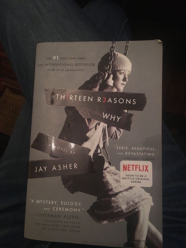 13 Reasons Why Book For Sale In Oak Ridge Nc Offerup