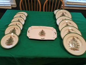 Spode Christmas serving set for Sale in Vienna, VA