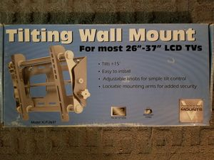 LCD/LED TV Tilting Wall Mount - Brand New for Sale in Lynchburg, VA